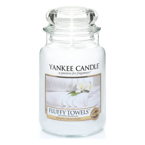 Yankee Candle Classic FLUFFY TOWELS